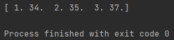 Numpy genfromtxt function python