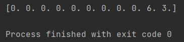 numpy append empty array many values python