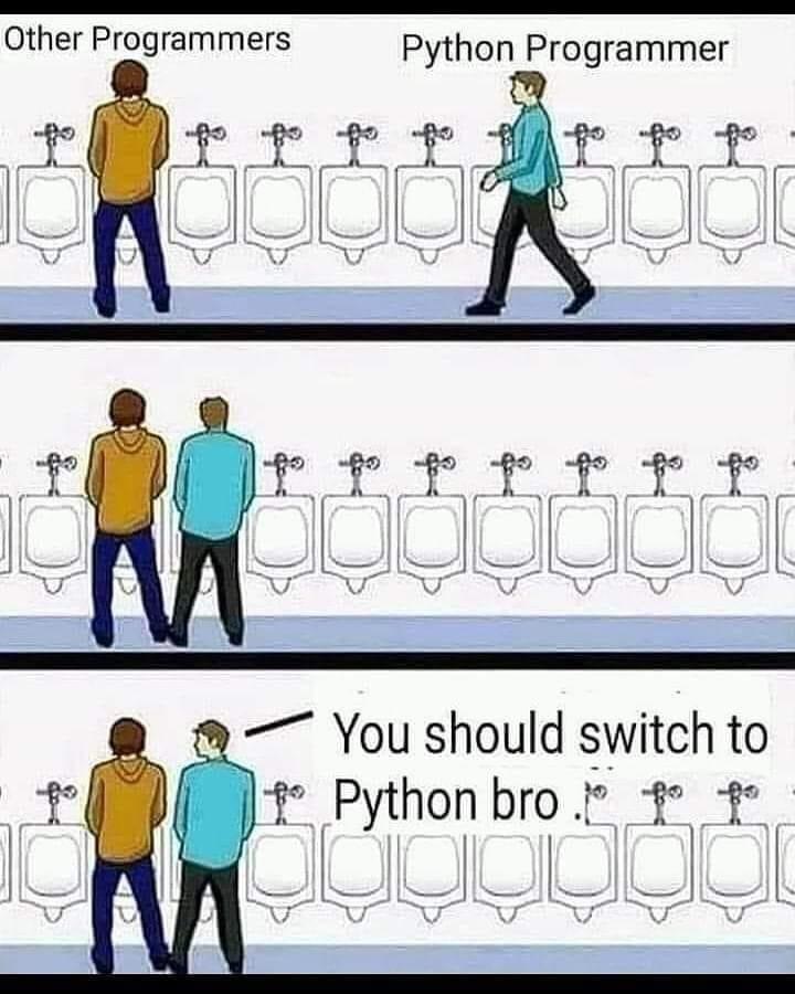 python meme to rotate